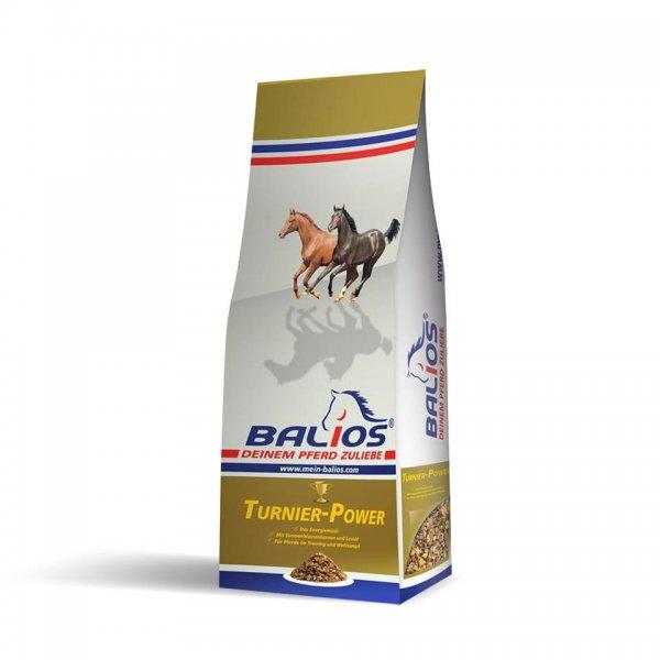 Balios Turnier-Power für Pferde, 20 kg